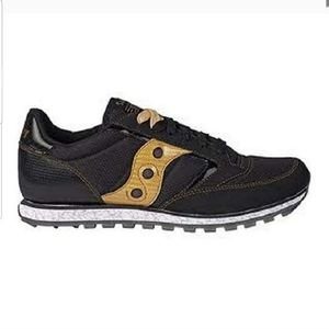 SAUCONY BLACK GOLD WOMENS SNEAKERS SIZE 5